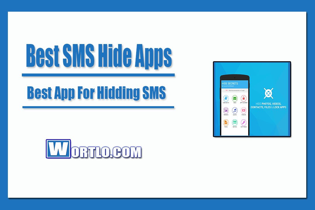 BEST SMS Hide Apps