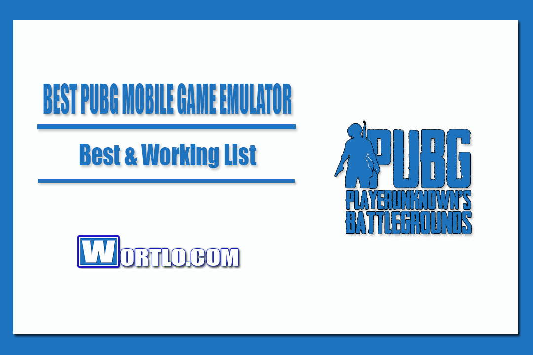 BEST PUBG MOBILE GAME EMULATOR